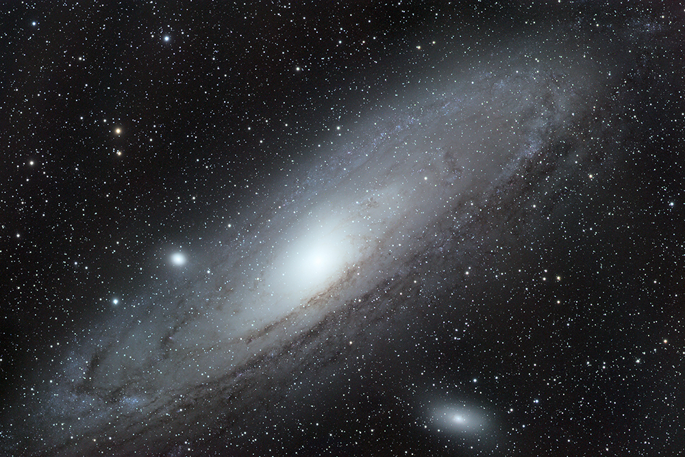 Galaxie d'Andromède M31
